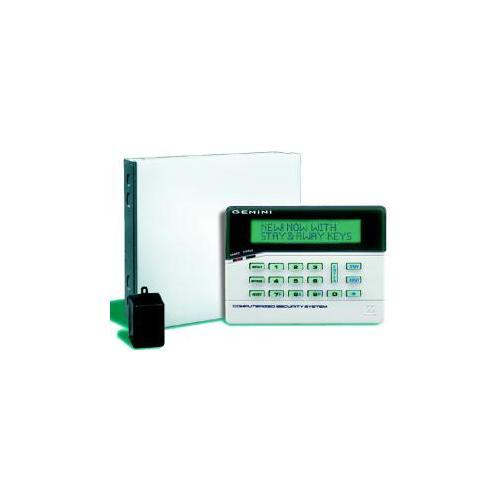 Napco Security Alarm GEM-P801ALPHA 9 ZONE CONTROL PANEL W/LCD KP