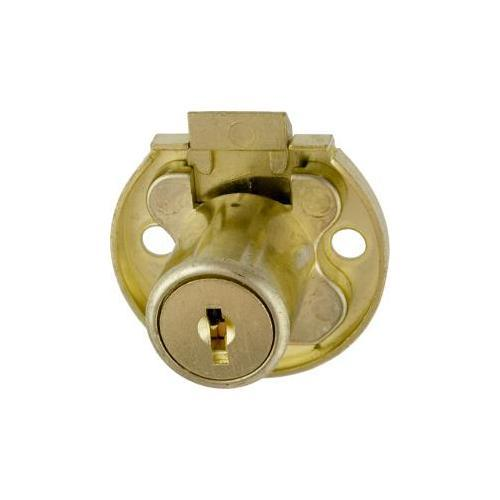 CCL Security Products 02068-1/2KD 7/8in DRAWER LOCK ROUND SPRING US4