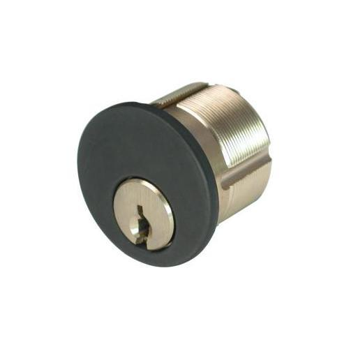 Gms Industries M118AST10BATNK-6 MORTISE CYLINDER 1-1/8IN 6P ASSA T-6000
