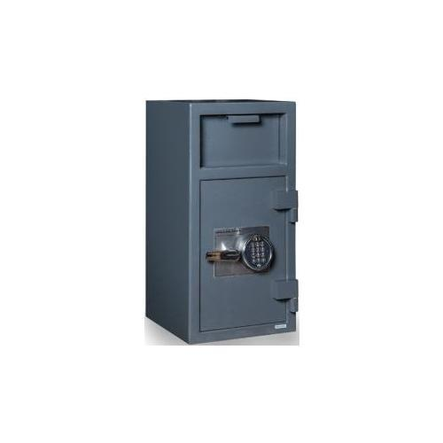 Hollon Safe FD-2714E FRONT LOADING DEPOSITORY SAFE EL 115LB