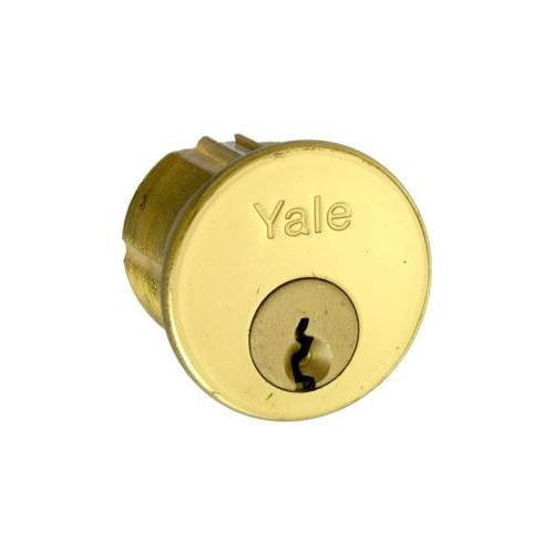 Yale Security 11523-118 MORTISE CYLINDER