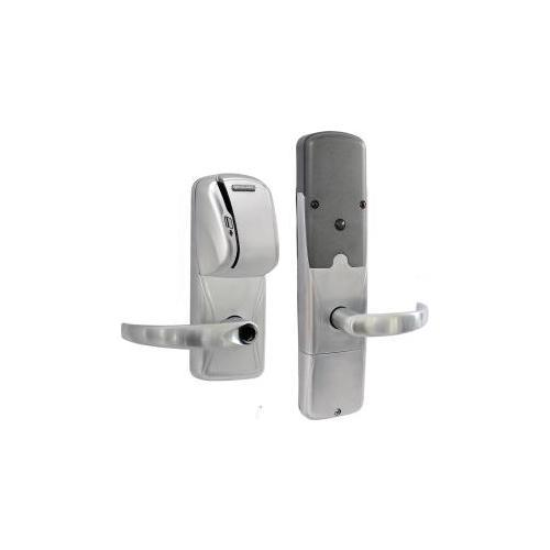Schlage Electronic Security AD400-MS70MS-SPA626-LD KIT - MAG STRIPE (SWIPE) WIRELESS MORTIS
