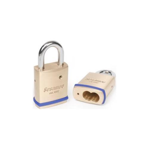 CCL Security Products 76015 BRASS SFIC PADLOCK 4in SHACKLE