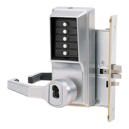 Kaba Access L8146C-26D-41 Pushbutton Lock