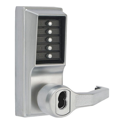 Kaba Access LR1041S-26D-41 Pushbutton Lock