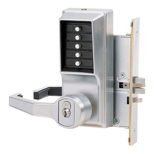Kaba Access LR8146S-26D-41 Pushbutton Lock