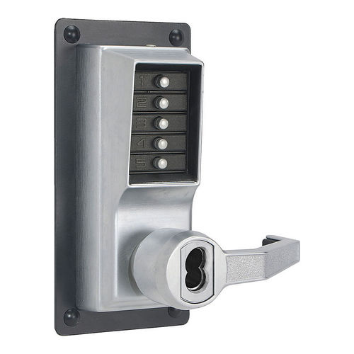 Kaba Access LRP1020B-26D-41 Pushbutton Lock