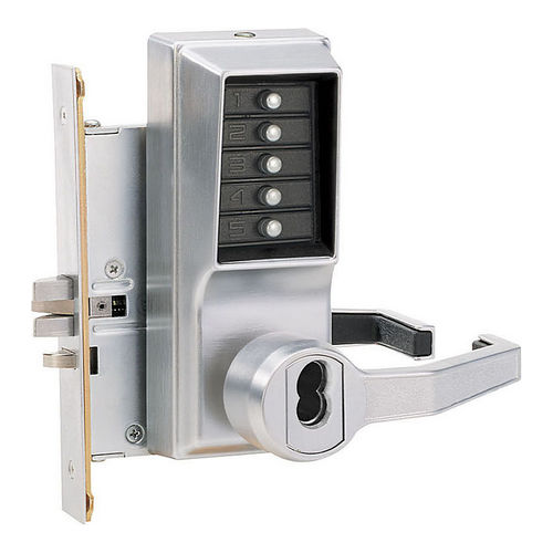 Kaba Access R8146S-26D-41 Pushbutton Lock