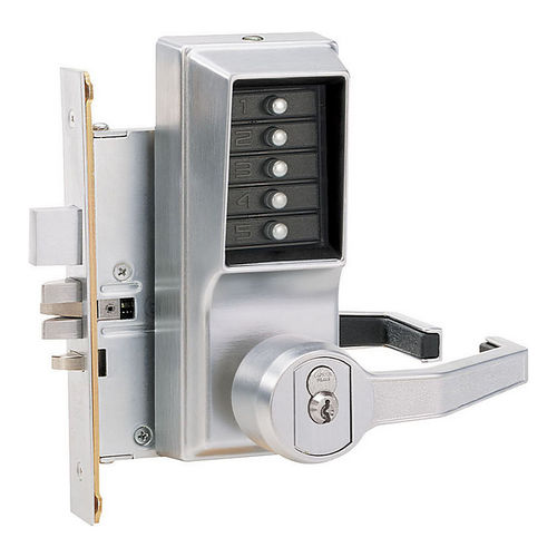 Kaba Access RR8148S-26D-41 Pushbutton Lock
