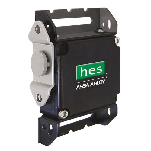 HES 660-24V LBSM PRE-LOAD Cabinet Lock