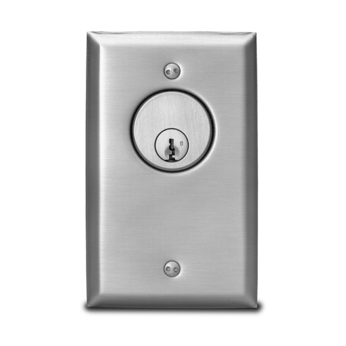 SDC 702U Security Door Controls () Keyswitch
