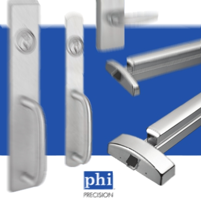 PHI TBA-3 630 Precision Hardware Inc () Exit Device Part
