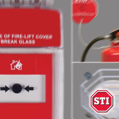 STI KIT-71100A-WHITE Safety Technology Inc () Electrical Accessories