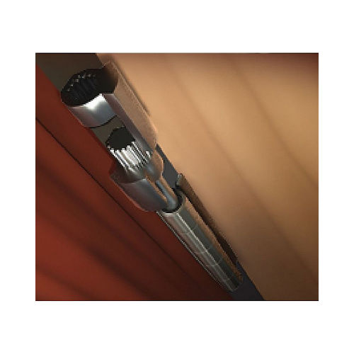 Perfect Products 01275 Residential Doorsaver II Antique Nickel Finish