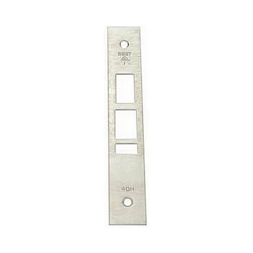 Best 40HFP1626 Mortise Faceplate Kit for BW, TD, H, or HJ Function Satin Chrome Finish