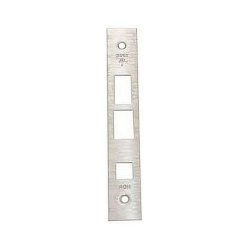 Best 40HFP7626 Mortise Faceplate Kit for BA, S, or TA Functions Satin Chrome Finish