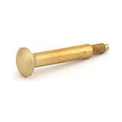 Baldwin 55100330030 Privacy Button Vintage Brass Finish