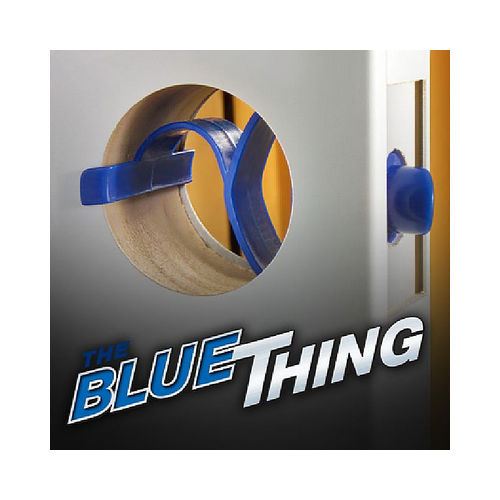 Perfect Products BP01240 Blue Thing Temporary Door Latch