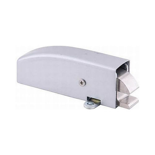 MaxGrade Commercial MAXTOPLATCHALUM Top Latch ADA Commercial Aluminum Finish