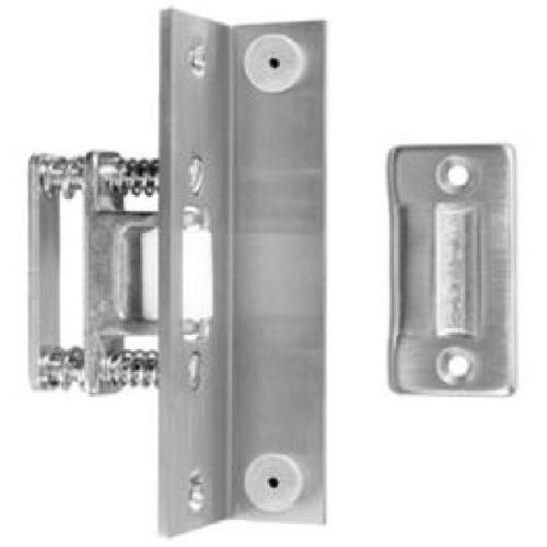 Rockwood 59326D Large Angle Roller Latch Satin Chrome Finish