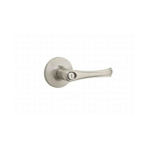 Safelock SL3000GV-15 Grapevine Privacy Lock with RCAL Latch and RCS Strike Satin Nickel Finish