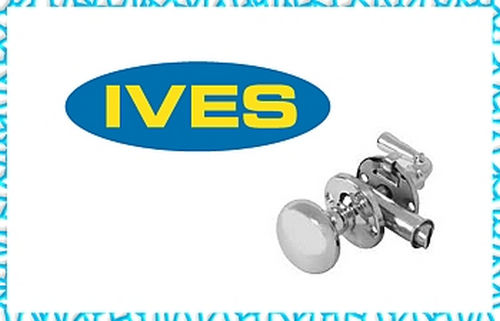 Ives Residential SC8400B3834 Solid Brass Carded 8