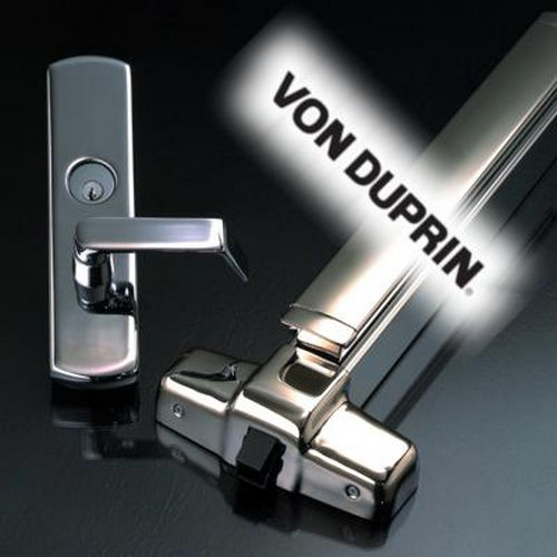 Von Duprin 2670315 Guard-X Exit Alarm Lock, Black Finish