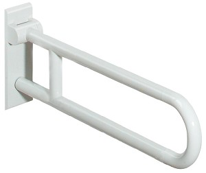 Hafele 988.91.792 Swing-Up Grab Bar, Locking