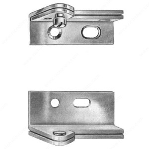 Richelieu HIN340RH26D Pivot Door Hinge - Heavy Duty