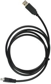 2GIG UPCBL2 Firmware Update Cable for TS1, Black