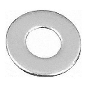 "CRL FW38S Stainless 3/8""-16 Flat Washers for 1-1/2"" and 2"" Diameter Standoffs"