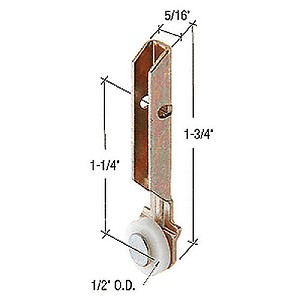 CRL G3135 Sliding Window Roller for Century-Elco Windows