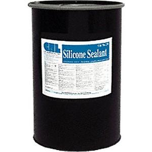 Crl 33sbl52gl 52 Gallon Drum 33s Silicone Sealant Black