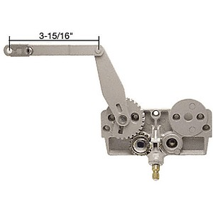 CRL EP18708 LH Mechanism for EntryGard Dyad Casement Window Operator