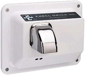 Excel Dryer RH76-IW Automatic Hand Dryer