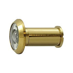 Deltana 55211U3 Door Viewer, Polished Brass (Each)