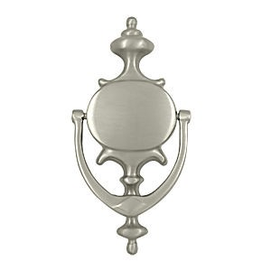 Deltana DK854U15 Imperial Door Knocker, Satin Nickel (Each)