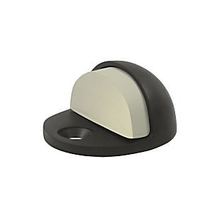 Deltana DSLP316U10B Dome Stop Low Profile, Oil Rubbed Bronze (Each)