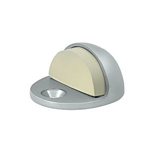 Deltana DSLP316U26D Dome Stop Low Profile, Brushed Chrome (Each)