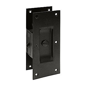"Deltana SDL60U10B Decorative Pocket Lock 6"", Privacy, Oil Rubbed Bronze (Each)"