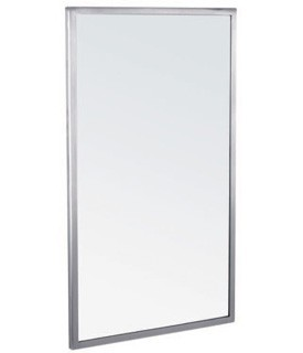 Gamco A Angle Frame Mirror 48 Quot X 30 Quot Thebuilderssupply Com