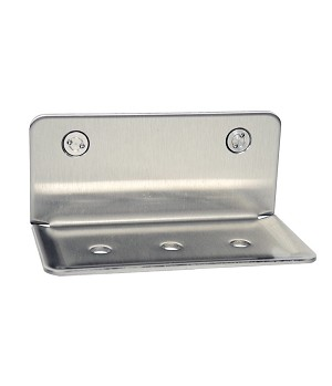 Gamco MSA-5 Maximum Security Soap Dish Front
