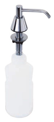 "Gamco G-64LB Soap Dispenser, 6"" Spout"