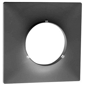 Hart & Cooley REZZIN Light Commercial Square-To-Round for REZZIN T-Bar Diffuser
