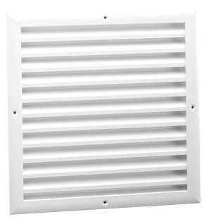 Hart & Cooley TG/TGF Light Commercial Transfer Grille - Extruded Aluminum