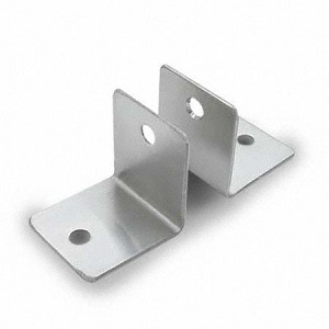 Jacknob 1589 Wall Bracket Two Piece Mini