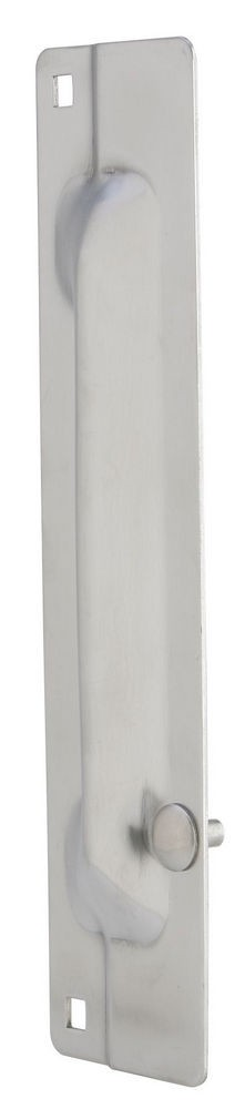 Ives LG1 Lock Guard with Sec Pin, Satin Stainless Steel