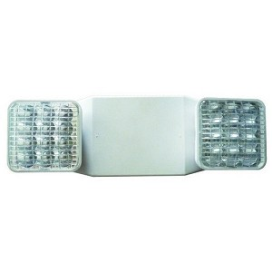 Morris 73424 Square Head LED Emergency Light High Output White