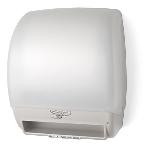 Palmer Fixture TD0245-03P Touchless Roll Towel Dispenser White