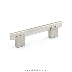 Richelieu BP905096195 Contemporary Metal Pull